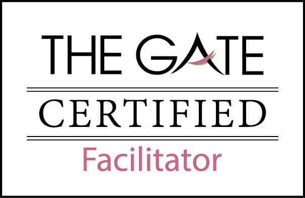the gate certified facilitator logo